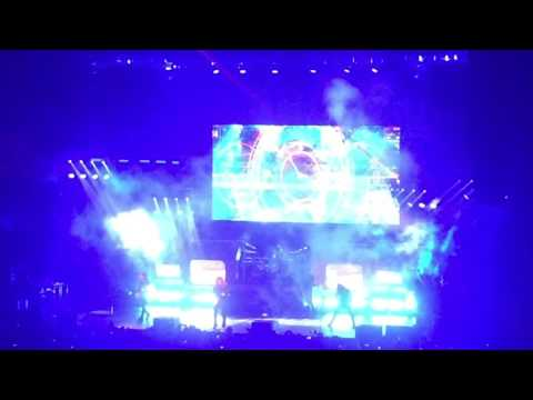 "MEGADETH - ""Prince of Darkness"" Intro & ""Hangar 18"" Live @ Mohegan Sun Uncasville, CT 10-13-2016"