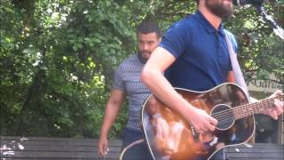 Passenger - In The End @ The Brighton Busk, New Road 19/06/16