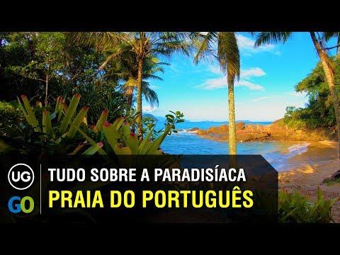 Praia do Português Ubatuba - Dicas, o que fazer, quando ir e tudo mais para você conhecer