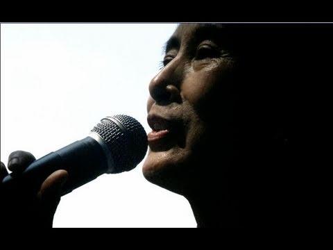 Davos 2011 - Aung San Suu Kyi