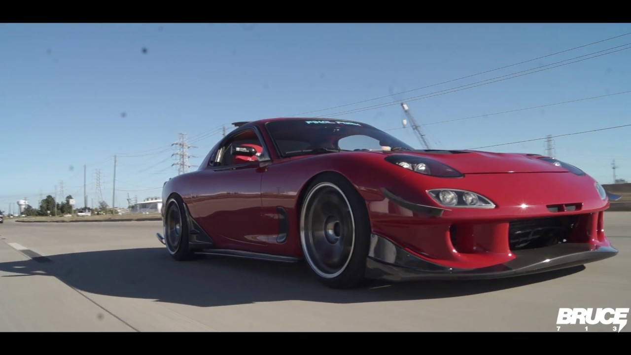 Final Form FD 1993 Mazda Rx7