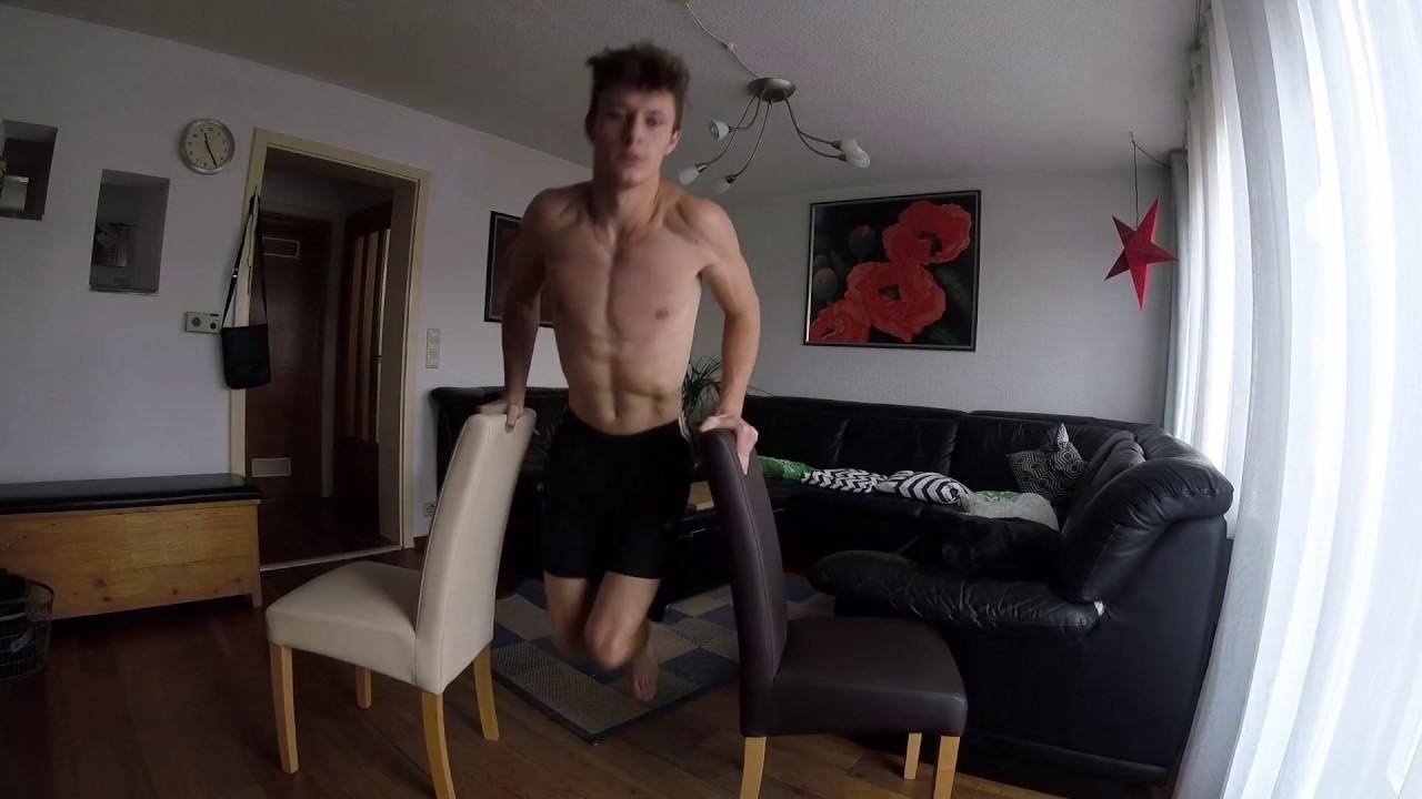 Brust Training Zuhause - Schnell und Einfach Zuhause Muskeln ...