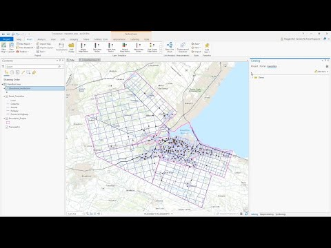 Getting Started with ArcGIS Pro: Making Data Connections
