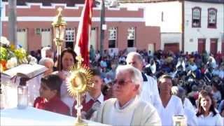 Procissão Corpus Christi - Banda Pio X (Andrelândia - MG)