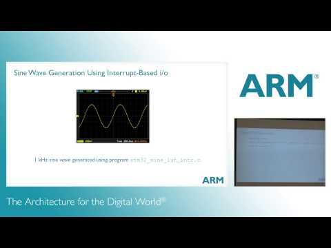 Learn DSP on ARM based Microcontrollers 2 of 2