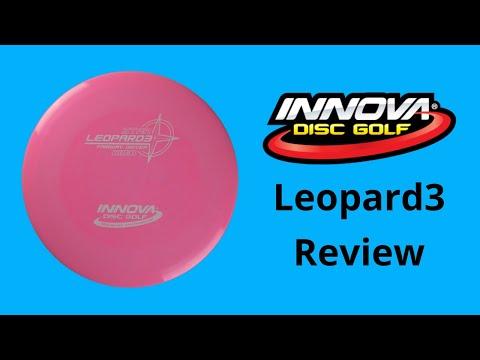 Innova Leopard3 Review | Disc Golf Coolness