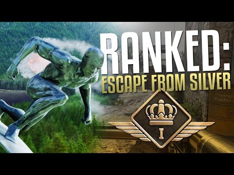 Escape From Silver! (Call of Duty: WW2 Ranked Gameplay Stream)