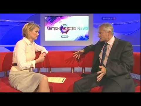 Major General Gordon Messenger Interview 01.06.10