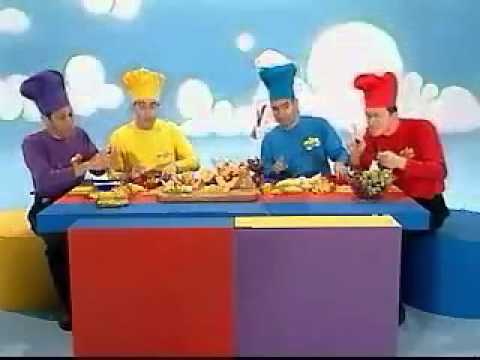 The Wiggles ~ Fruit Salad - YouTube