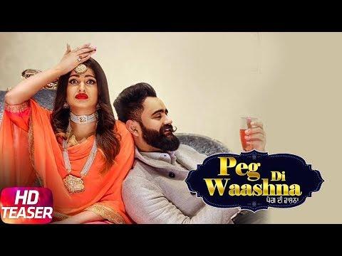 Peg Di Waashna (Teaser) | Amrit Maan Ft. Dj Flow | Himanshi Khurana | Tru Makers | Speed Records