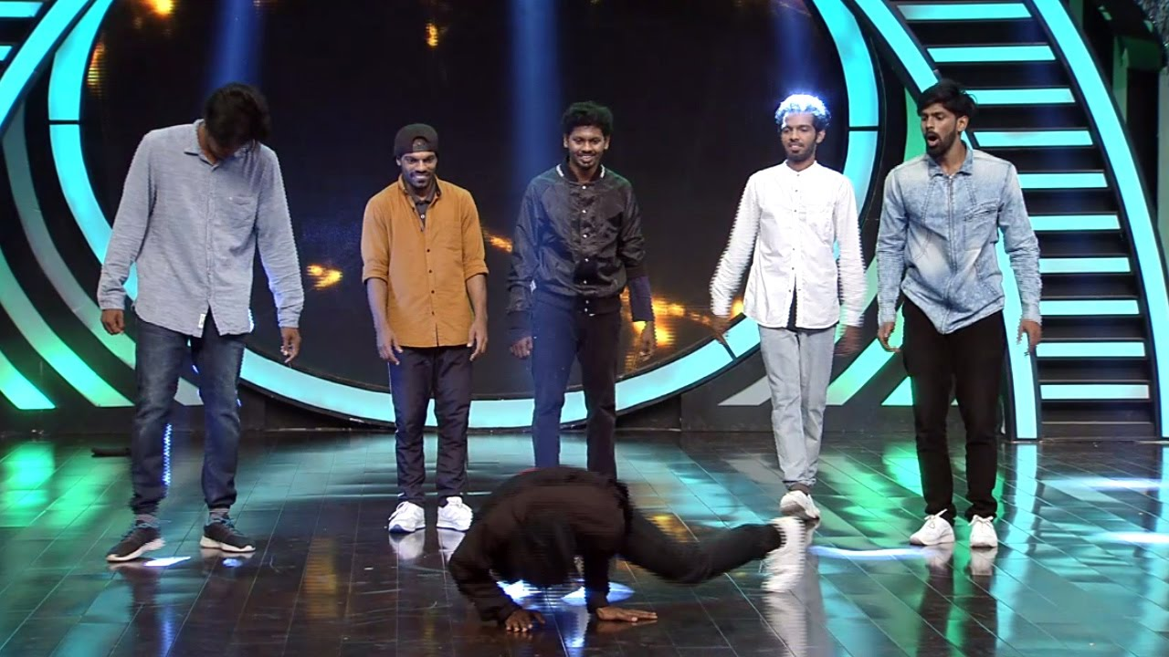 D3 D 4 Dance I DR Crew - Special performance I Mazhavil Manorama