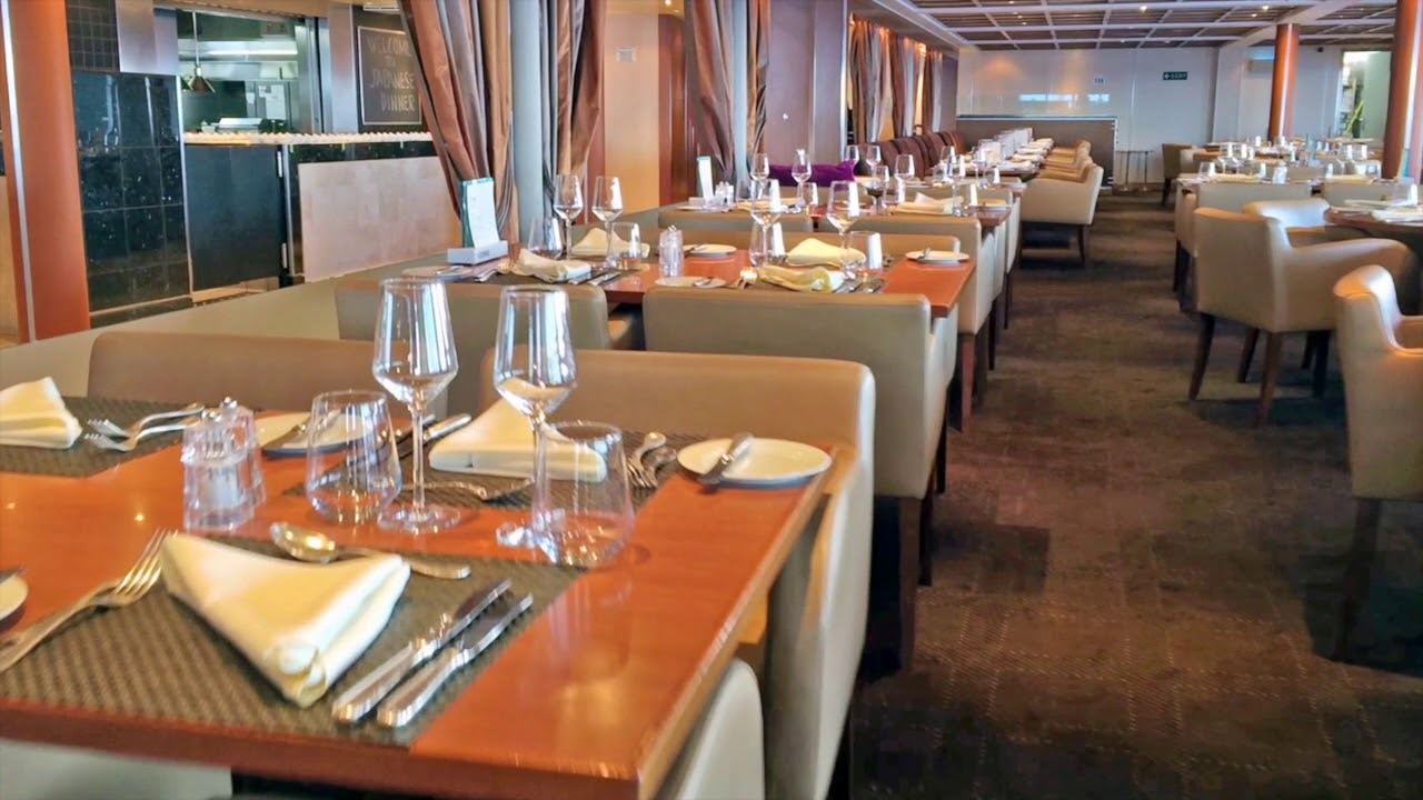seabourn odyssey dining cruiseoyster