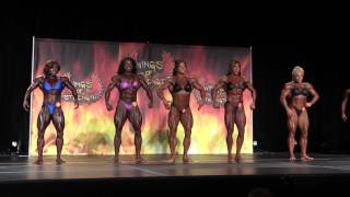 2015 ifbb wings of strength women s bodybuilding championship first callout