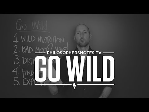 PNTV: Go Wild by John Ratey and Richard Manning