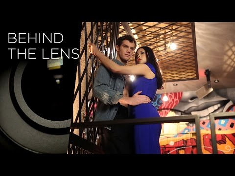 Behind the Lens - MISS SAIGON's Eva Noblezada and Alistair Brammer