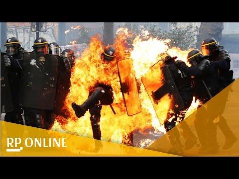 1.Mai: Gewalt in