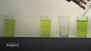 Empty Glasses - the answer