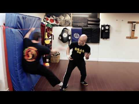 Sifu Cliff Au Yeung | Body Force Application Training
