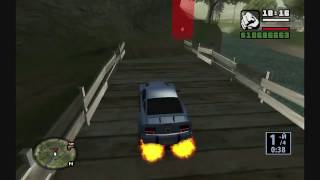 GTA San Andreas - ''Karma''. Проходження Місії: ''Ву зіму'' - [© let's play (Летсплей) Ігор GTA]