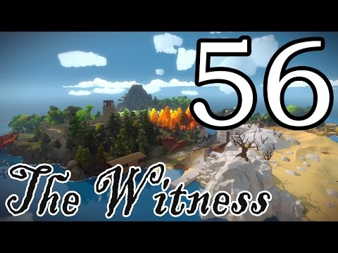 [56] The Witness - Windmill Movie 5 (Quite Long) - Let's Play Gameplay Walkthrough (PS4)