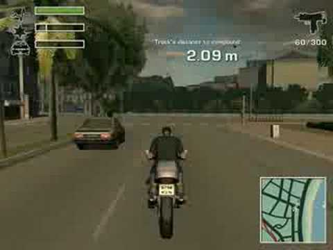Driv3r: Nice Mission 2 Smash & Run