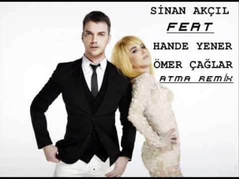 Ömer Çağlar Hande Yener & Sinan Akçıl - Atma ( Ömer Çağlar Remix )