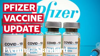 Pfizer vaccine is 95% effective and has ...