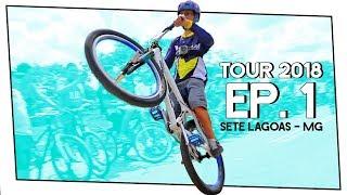 RECORDE DE BIKES NO EVENTO DE GRAU | TOUR PORTAL WHEELING 2018 EP. 1 | SETE LAGOAS - MG