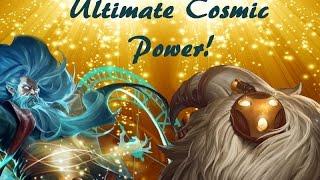OMK #3 Ultimate Cosmic Power! (Zilean/Bard Bot lane)