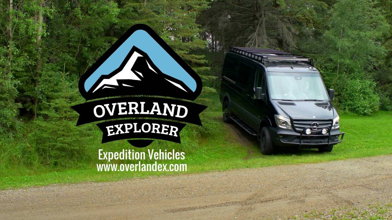 Overland Explorer Mercedes Sprinter 2500