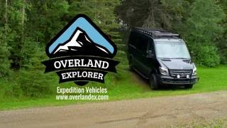 Overland Explorer Mercedes Sprinter 2500 |144 |4x4(Located in Red Deer, Alberta, Canada. http://overlandex.com/ 4k upload., 2016-08-28T16:00:24.000Z)