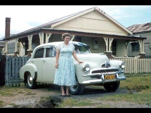Like Ya Car - Early Years Of Motoring In Australia