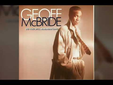 Geoff McBride - Doesn't That Mean Something
