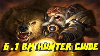 6 1 bm hunter guide patch 6 1 world of warcraft hunter guide