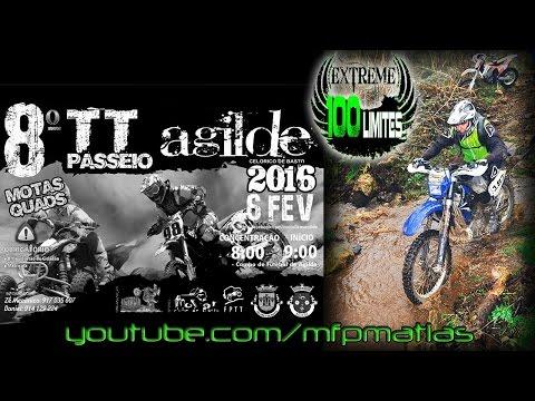 Dirty Rides #23 - 8º RAID Motolicos Agilde | Extreme 100 limites