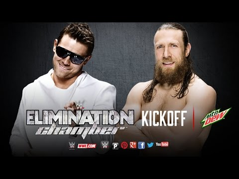 WWE Elimination Chamber Kickoff
