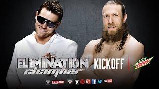 WWE Elimination Chamber Kickoff