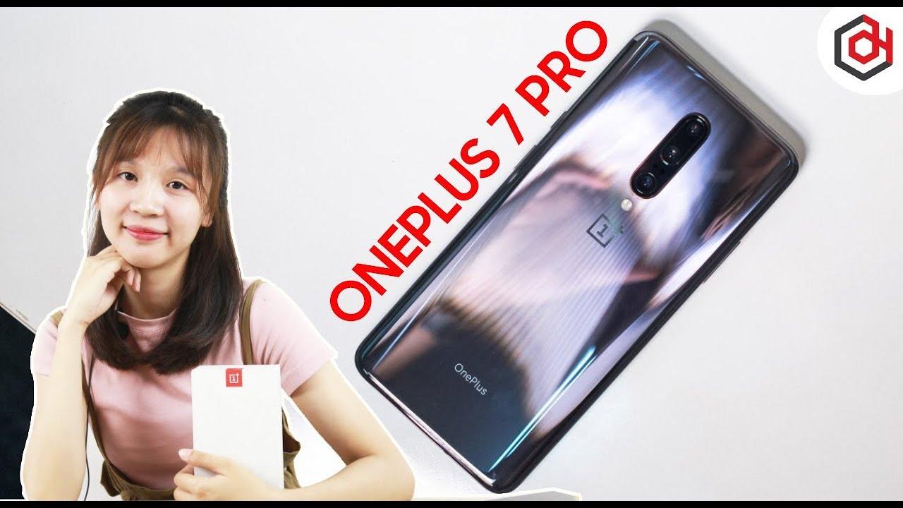 Cấu hình OnePlus 7 Pro ra mắt CÓ GÌ ĐẶC BIỆT?