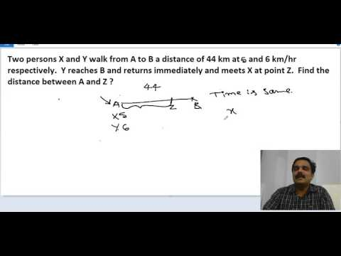 TIME SPEED AND DISTANCE TRICKS PART 3 3- BANK EXAMS - SSC CGL - CAT EXAM - CLAT- SBI CLERK 2018