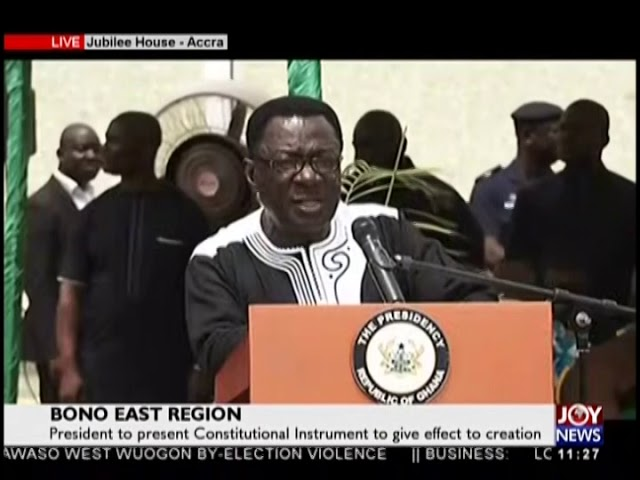 Bono East Region - JoyNews (13-2-19)