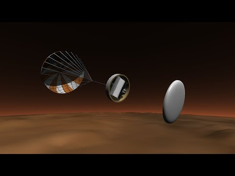 KSP launching a plane to Mars with Real Solar System mod