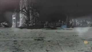 Космический корабль на обратной стороне Луны(Это видео было снято во время секретной американо-советской миссии Аполлоном - 20. В ней принимали участие..., 2013-03-23T12:48:14.000Z)