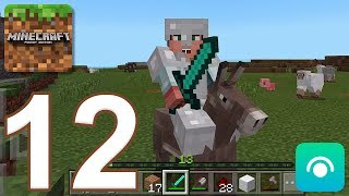 Minecraft: Pocket Edition - Gameplay Walkthrough Part 12 - Survival (iOS, Android)