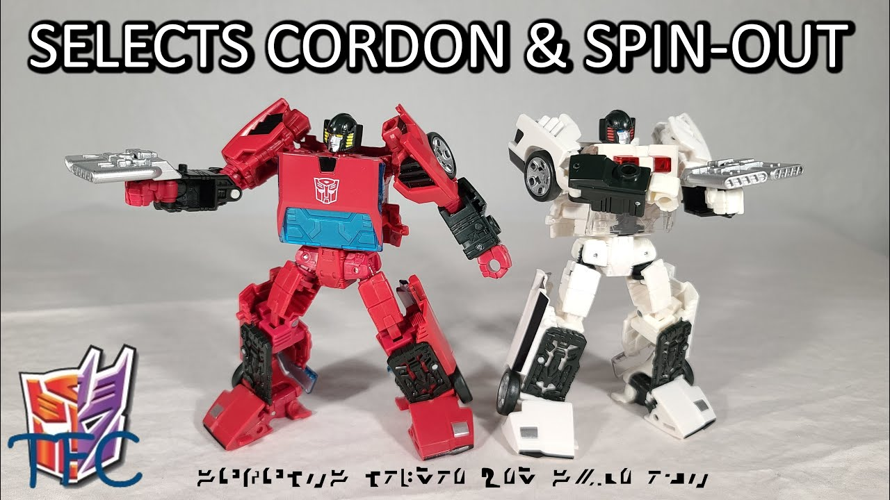 TF Collector Selects Cordon & Spin-Out Review!