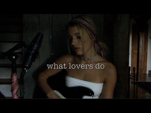 What Lovers Do - Maroon 5 featuring SZA (cover)