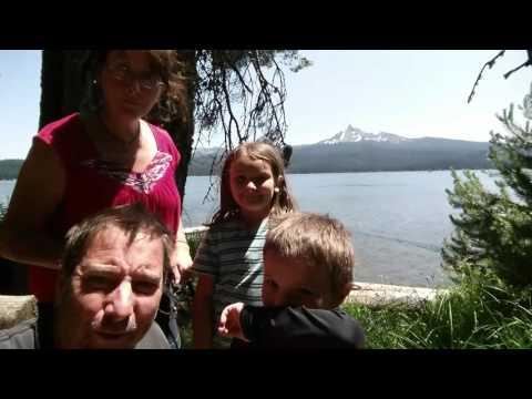 Family road trip N.Ca, Oregon