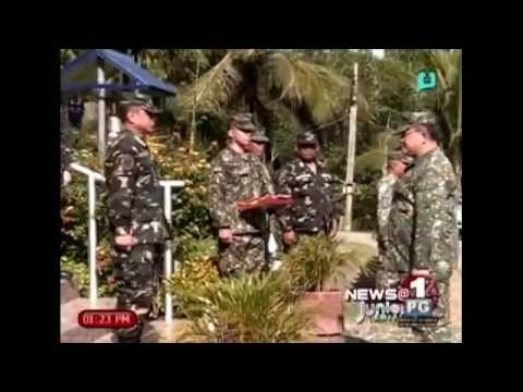 [News@1 Junior Edition] Bronze medal for the Philippine marines at Ayungin shoal [04|06|14]