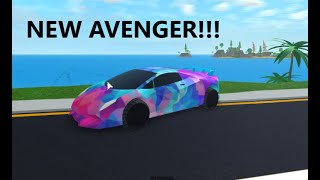 Roblox Mad City Buying the Avenger with no Gamepasses!!