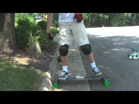 RipTide How To: Speed Check (Stand-Up Slide)