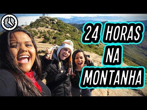 24 HORAS NA MONTANHA!!! (DESAFIO)